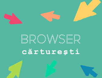 Browser Cărturești | Ediția 59