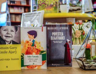 Plăcerea de a sta acasă cu o carte| Recomandări