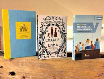 Un filozof, un economist și un biograf intră într-o librărie…