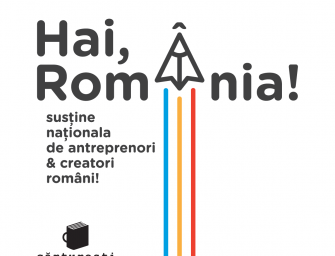 Hai, România! Fii suporterul Naționalei de Antreprenori