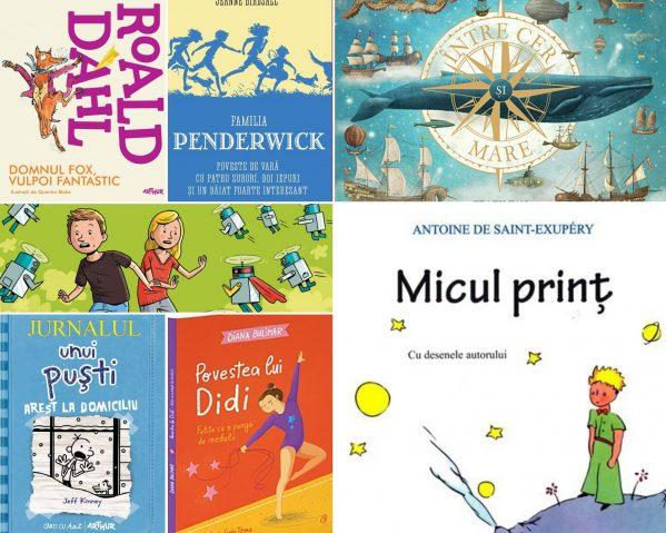 carti pentru copii de 10-12 ani