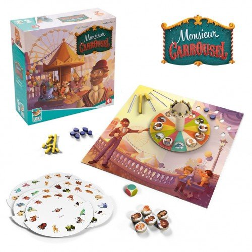 board games familie