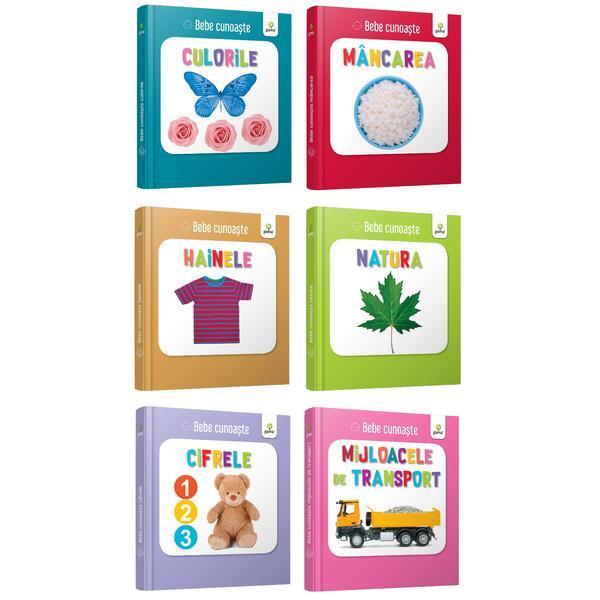 carti educative pentru copii mici