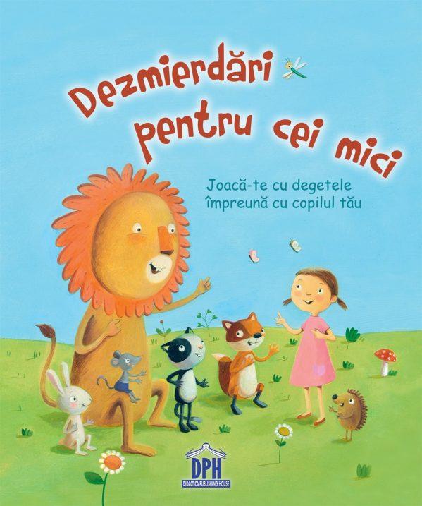 carti de poezii copii mici