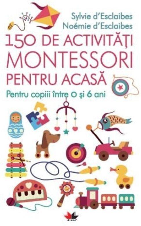 carti montessori pentru bebelusi