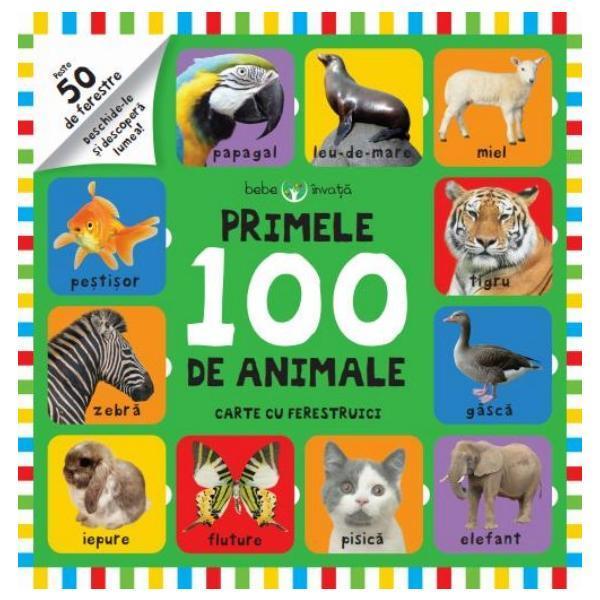 carti pentru bebelusi despre animale