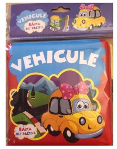 carti din plastic pentru bebelusi