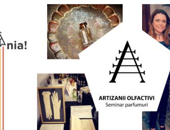 Cu Artizanii Olfactivi despre experiențe senzoriale și arta parfumeriei