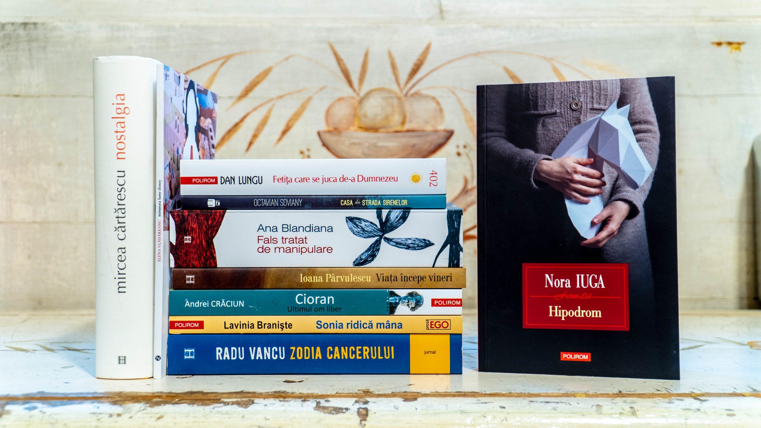 5 cărți pe care mi le-am cumpărat de pe Elefant cu autografele autorilor