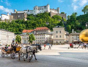 Vă invităm la Salzburg, pe scena lumii