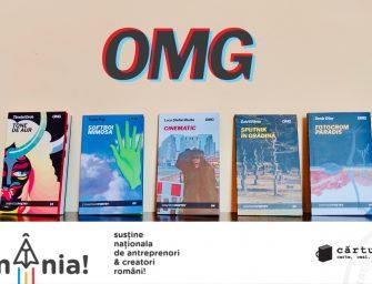 Alex Ciorogar, OMG Publishing. O nouă editură pe piața de carte din România.