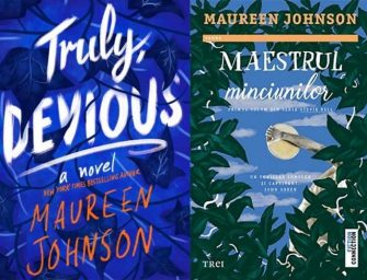 Maureen Johnson | Maestrul Minciunilor / Truly, Devious