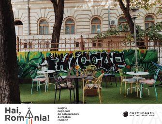 Hiccup. Un mini-centru comunitar cu aromă de cafea