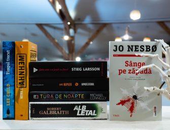 Intrigă, mister și suspans: top 20 cele mai bune romane polițiste