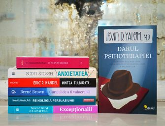 Cele mai bune cărți de psihologie: Top 20 de recomandări pentru cei pasionați de misterele psihologiei umane