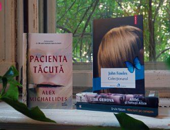 15+ romane psihologice: cele mai bune thrillere care se joacă ingenios cu mintea ta