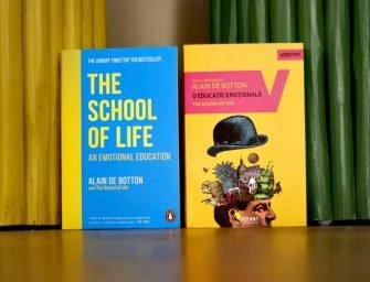 O educație emoțională, Alain de Botton