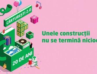 Cărturești 2.0: Unele construcții nu se termină niciodată