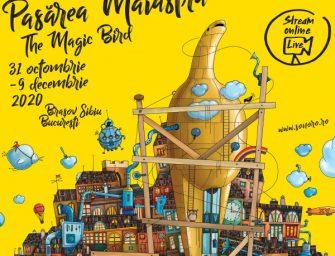 """Festivalul SoNoRo XV """"Pasărea Măiastră"""" are loc online"""