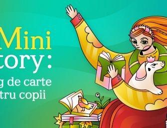 20 de ani Cărturești: MiniStory, târg de carte online pentru copii