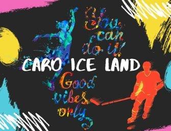 CARO ICE LAND: patinoar în aer liber în nordul capitalei