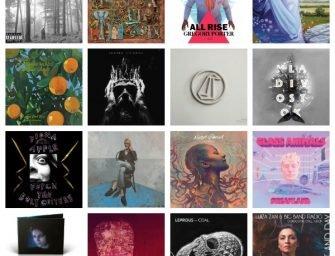Muzica preferată în 2020: topuri personale din librărie