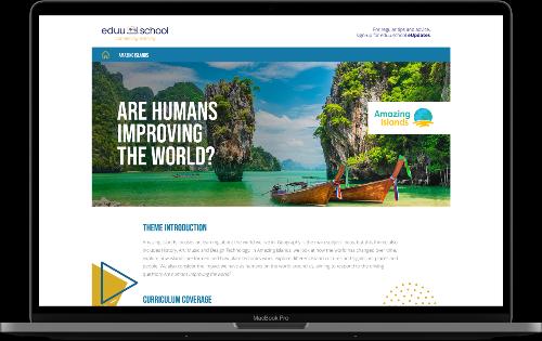 eduu.school - online learning platform from Hodder Education (KS 1-4).