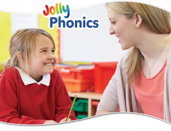 Online Jolly Phonics Sessions FREE – May, June, July 2021