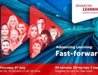 Advancing Learning: Fast-forward – Macmillan