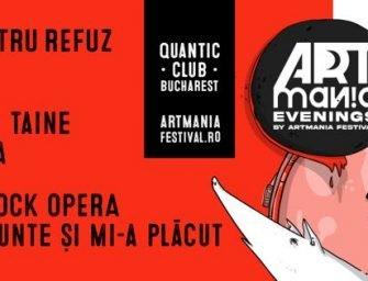 Activități alternative la ARTmania Evenings 2021