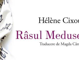 """Magda Cârneci și Andra Rotaru în dialog despre """"Râsul Medusei"""", de Hélène Cixous"""