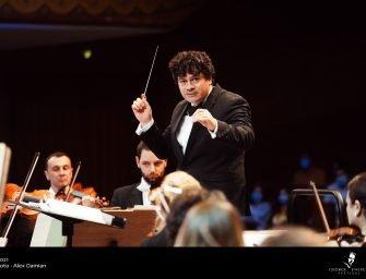 Interviu de festival cu dirijorul Cristian Măcelaru
