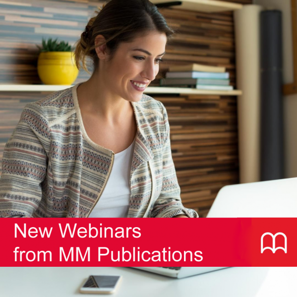 MM Publications Webinars