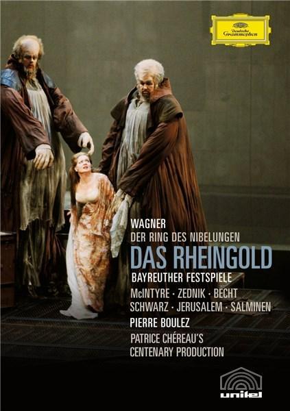 Das Rheingold: Bayreuth Festival - DVD
