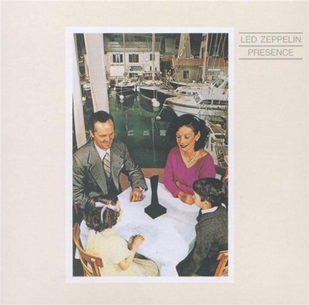 Presence - Vinyl