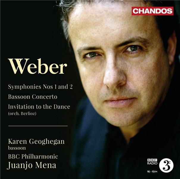 Weber: Symphonies Nos. 1/ 2