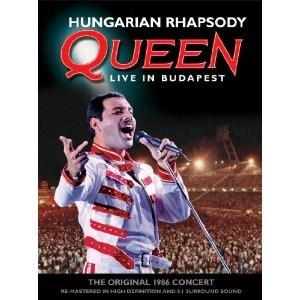 Hungarian Rhapsody - Live In Budapest - DVD
