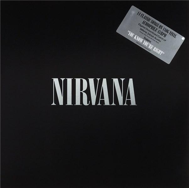 Nirvana - Vinyl Deluxe Edition