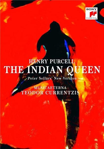 The Indian Queen - Henry Purcell - DVD