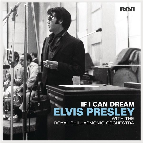 If I Can Dream - Elvis Presley With Royal Philharmonic Vinyl