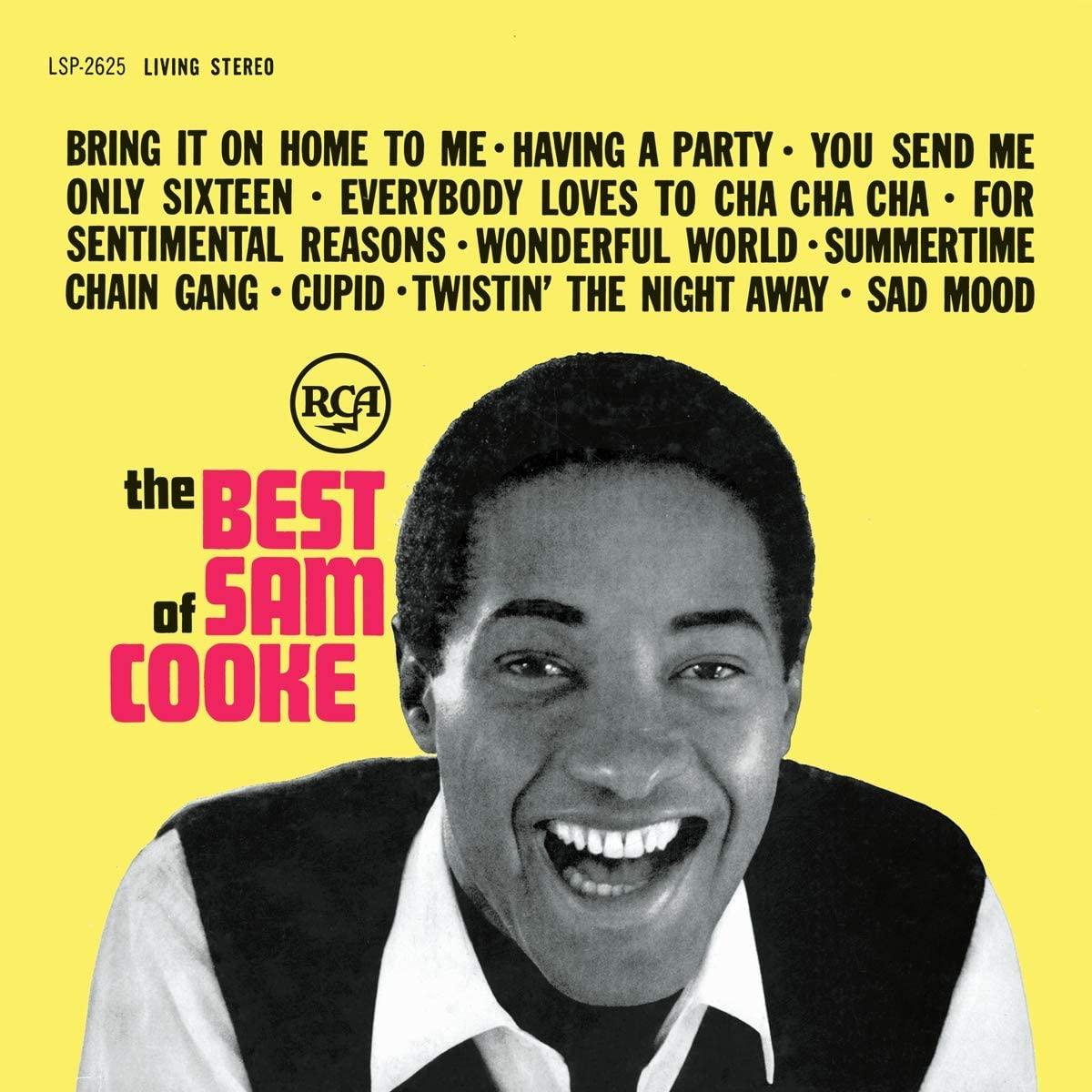The Best Of Sam Cooke - Vinyl