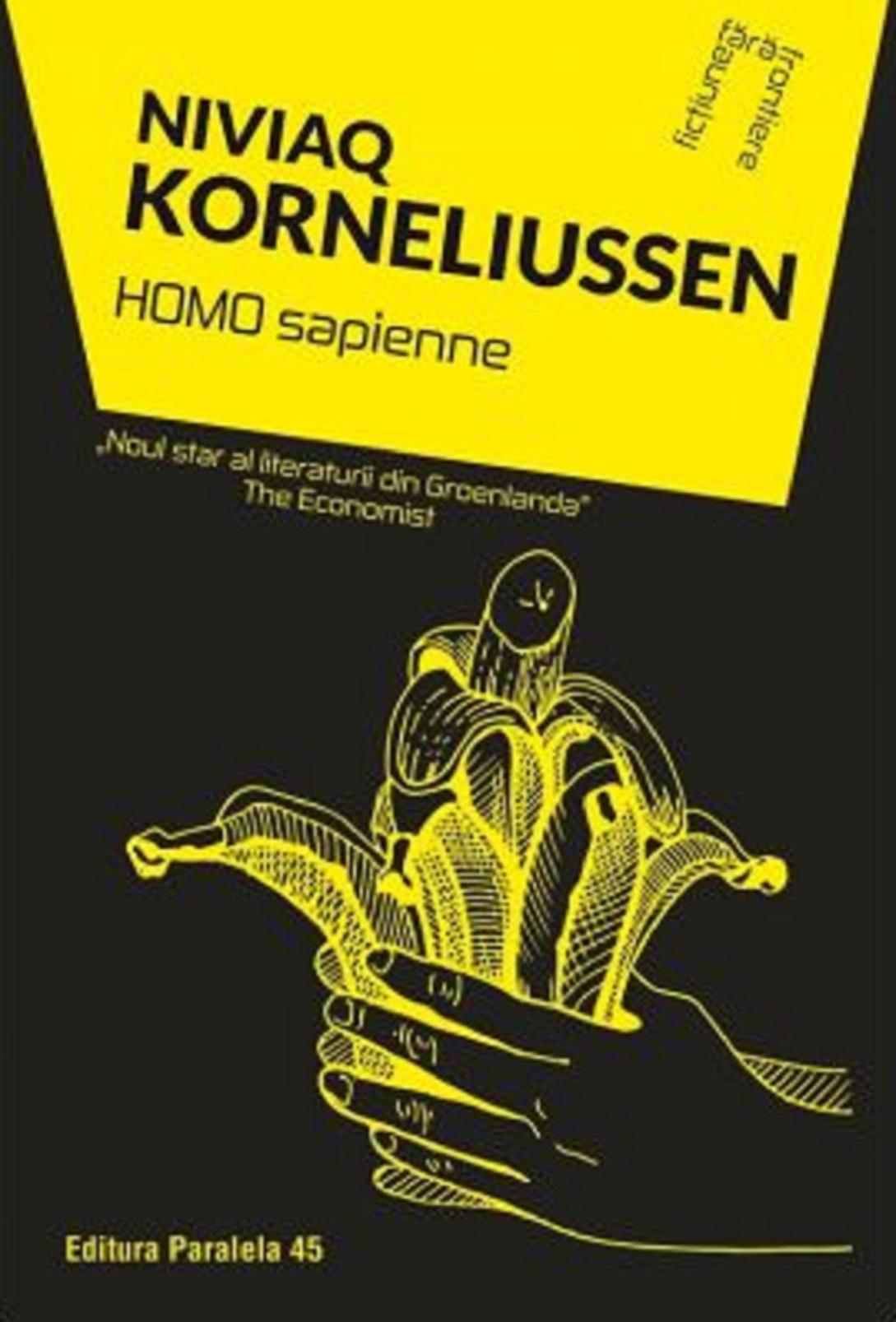 Homo Sapienne | Niviaq Korneliussen
