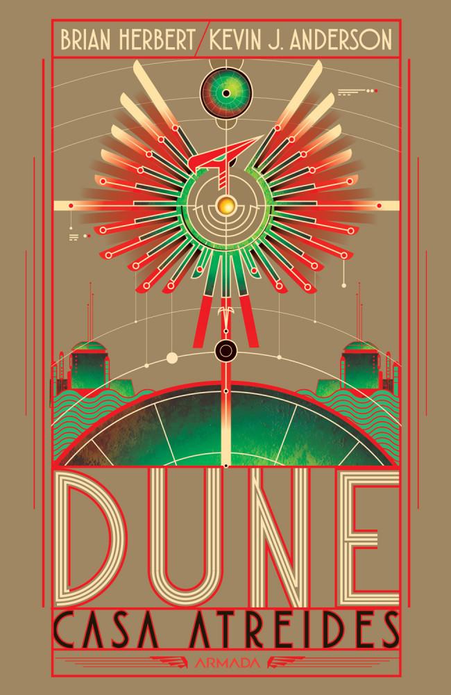 Dune - Casa Atreides | Brian Herbert, Kevin J. Anderson