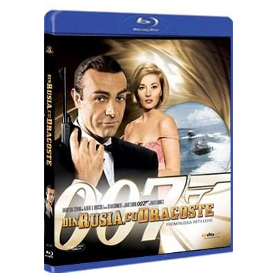 Din Rusia cu dragoste (Blu Ray Disc) / From Russia With Love