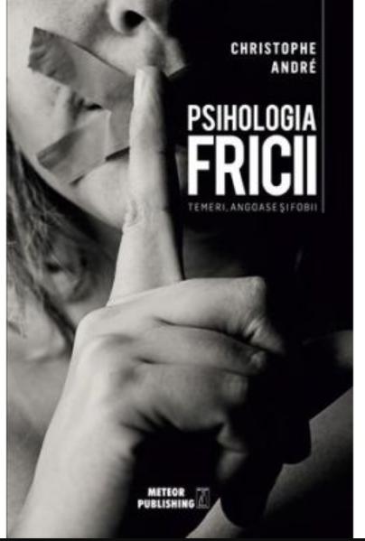 Psihologia Fricii
