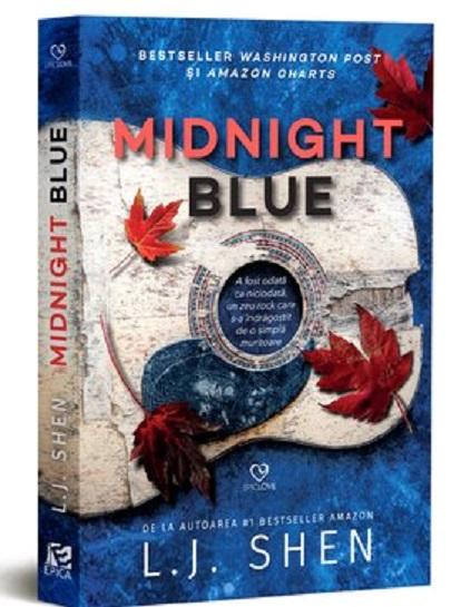 Midnight Blue | L.J. Shen