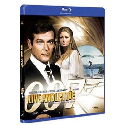 Pe cine nu lasi sa moara (Blu Ray Disc) / Live and Let Die