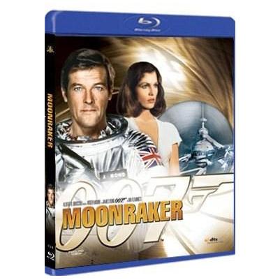 Moonraker (Blu Ray Disc)