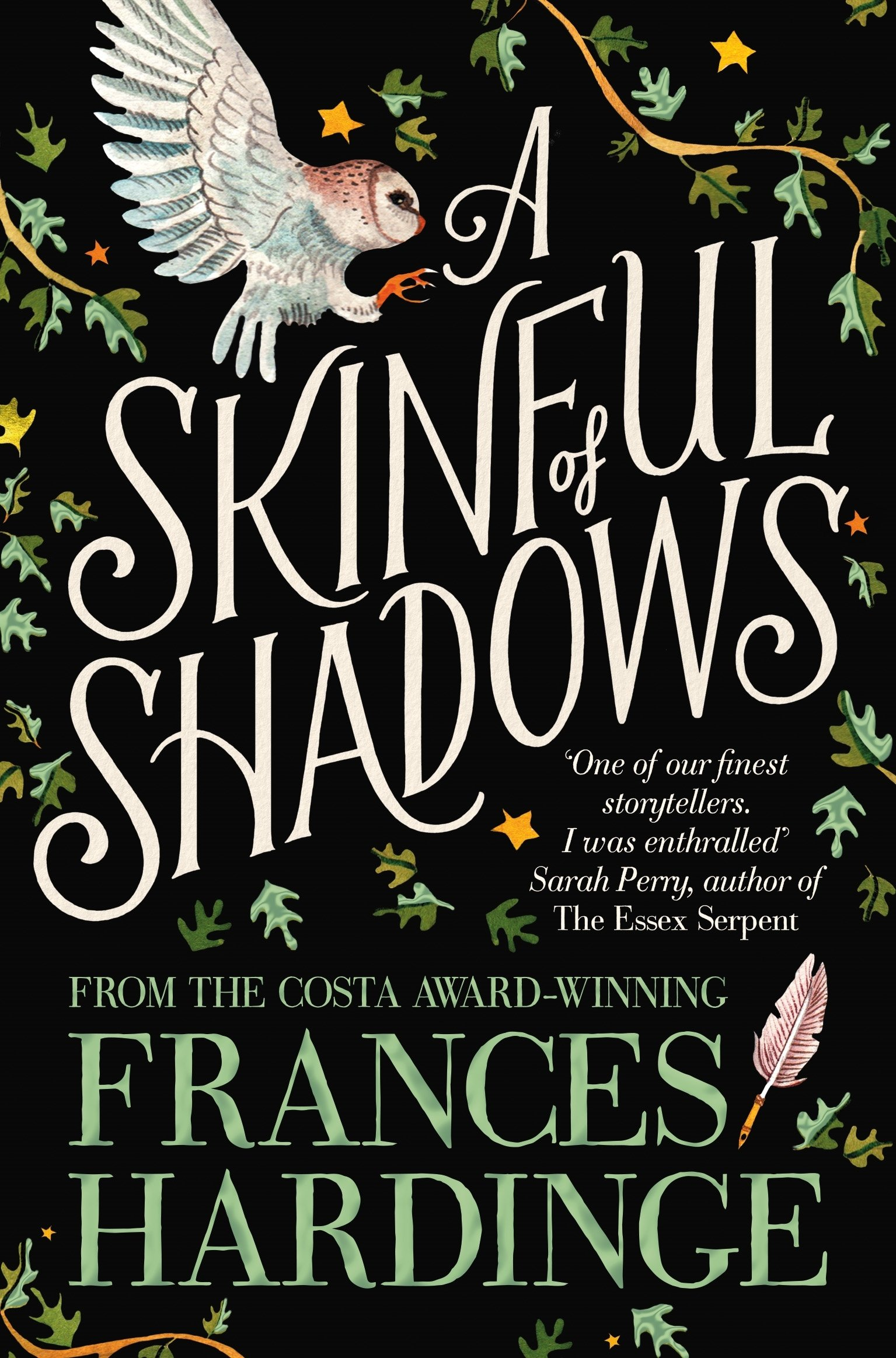 A Skinful Of Shadows | Frances Hardinge