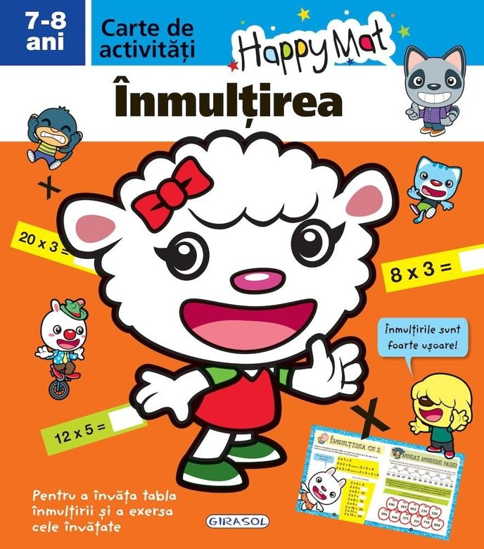 Happy Mat - Inmultirea  